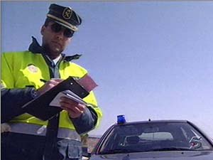 Fines for car rental drivers in Portugal