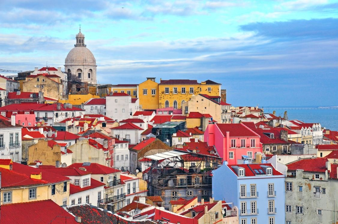 Group excursions in Lisbon